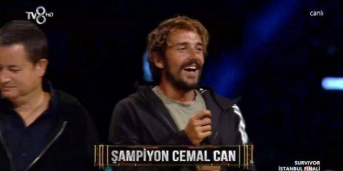 Cemal Can Survivor 2020'den ne kadar kazandı?