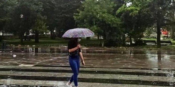 Meteoroloji'den kritik uyarı: Karadeniz'de sağanak yağış