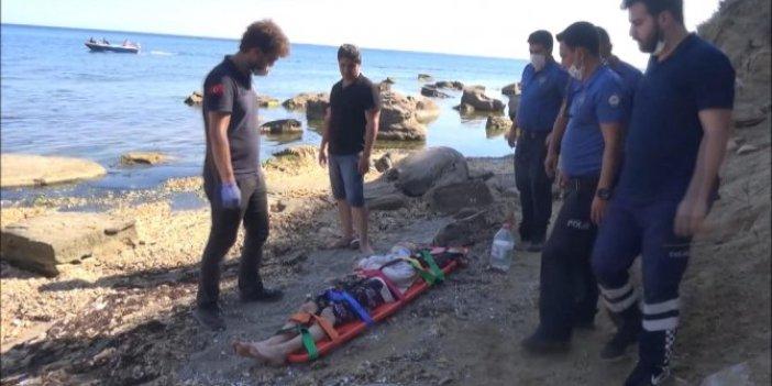 Silivri'de can pazarı! 2 genç kız 50 metrelik uçuruma yuvarlandı