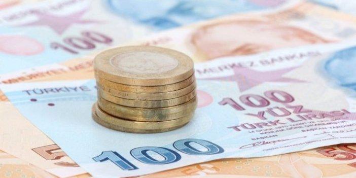 Kredi hacmi 21 milyar 184 milyon lira arttı