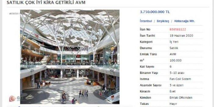 Flaş... Flaş... Ekonomide tehlike çanları çalıyor! İstanbul'da 2 dev AVM şatışa çıkarıldı