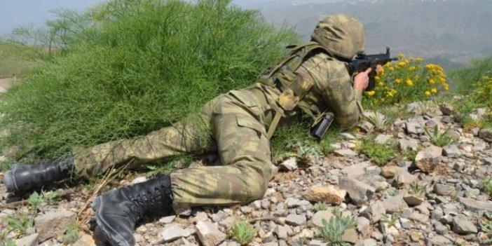 2 PKK'lı belasını buldu