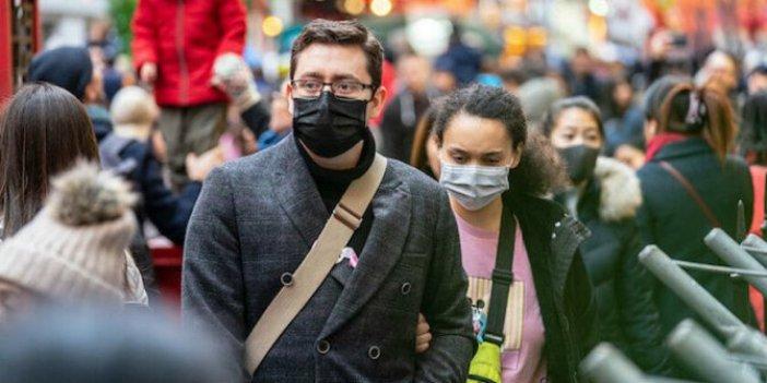 Maskeden ceza kesilen gencin testi pozitif çıktı