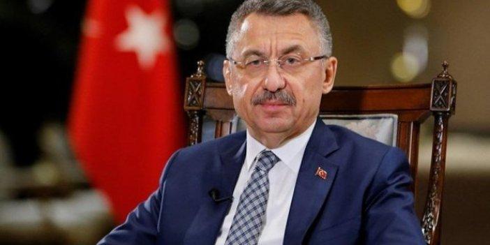 Cumhurbaşkanı Yardımcısı Fuat Oktay açıkladı, Bayramda yasak yok birtakım önlemler var