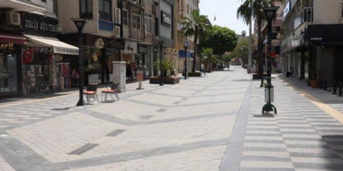 Mersin'de aşırı sıcaklar bunalttı