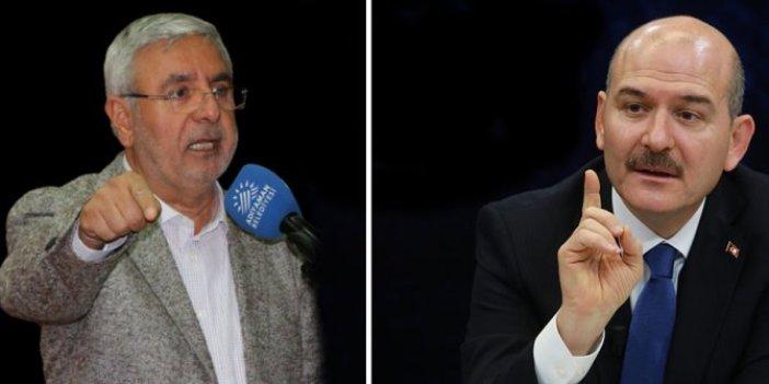 """Mehmet Metiner'den Süleyman Soylu'ya olay yanıt: """"Danışmanlarınız ve trollerinizle partiye zarar veriyorsunuz"""""""