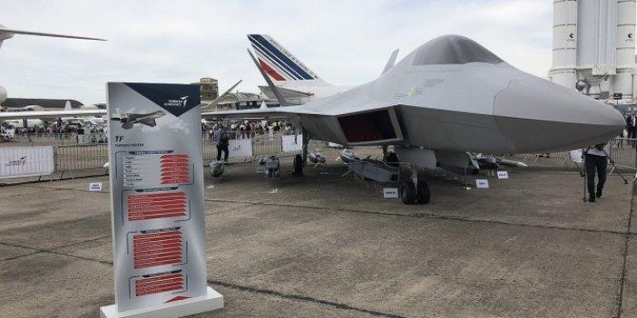 Milli Muharip Uçak TF-X için heyecanlandıran paylaşım