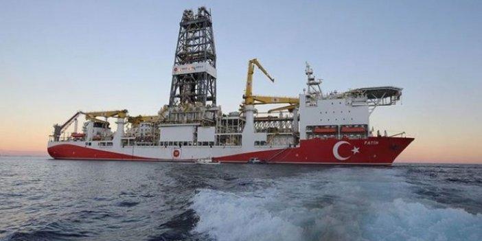Fatih Gemisi Karadeniz'de sondaja başladı! Vira Bismillah
