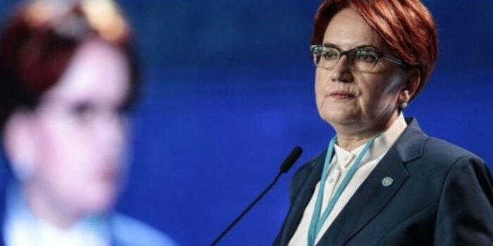 Meral Akşener'den olay konuşma: Fena bombaladı