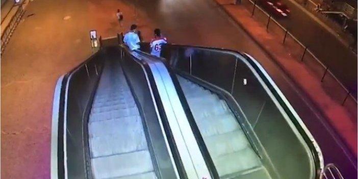 Vatandaş 'yürüyen merdiven çalışmıyor' dedi, belediye bakın nasıl yanıt verdi