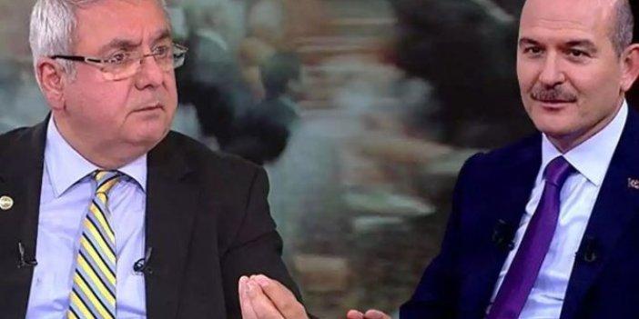 Mehmet Metiner'den Süleyman Soylu'ya tartışmayı yeniden alevlendirecek gönderme