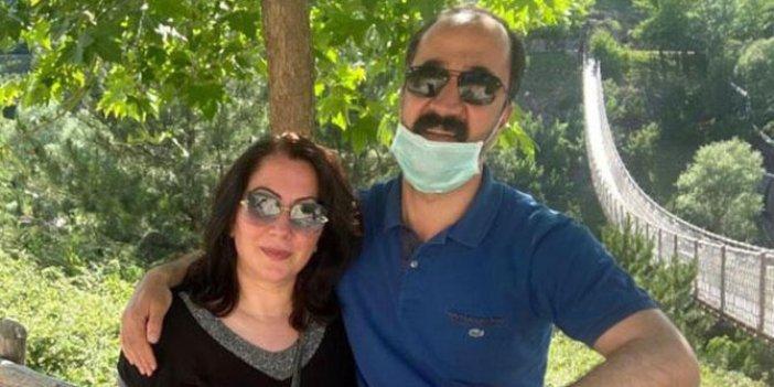 Eski HDP'li vekil Mensur Işık'ın eşi Ebru ışık'tan koruma talebi