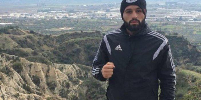 Kick boks sporcusunun acı ölümü!