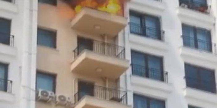 İstanbul'da klima bomba gibi patladı: Bütün mahalle inledi