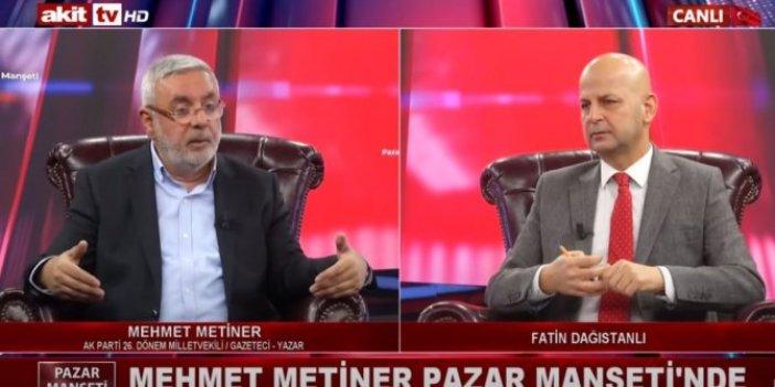 Mehmet Metiner canlı yayında açıklamıştı: İşte Kılıçdaroğlu'nun teşekkür ettiği o sözler