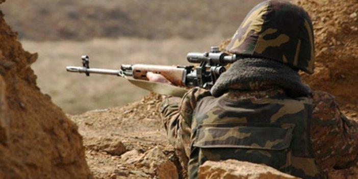 Azerbaycan: Ermeniler ateşkese uymuyor