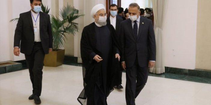 Irak Başbakanı Kazımi ilk yurt dışı ziyareti için İran'da