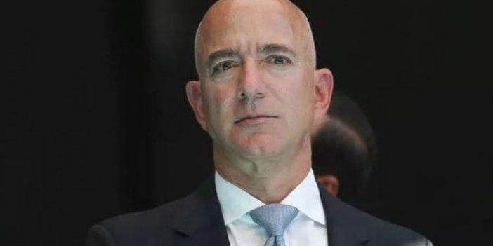 Jeff Bezos 24 saatte tarihe geçti