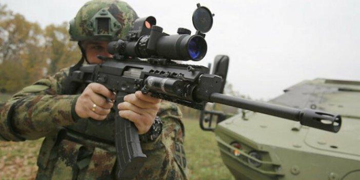 Sırbistan Ermenistan'a silah gönderdiğini bu utanmaz laflarla itiraf etti: Ahlaksızların gerekçesine bak!