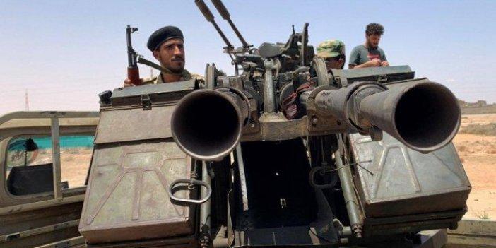 Libya'da flaş gelişme: Anlaşma sağlandı