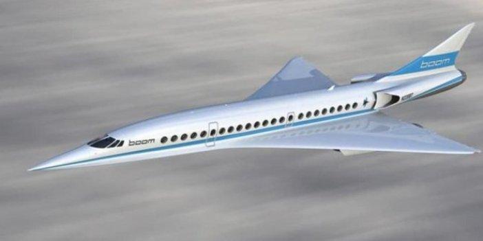 Süpersonik uçak teknolojisi geri dönüyor... 8.5 saatlik yolculuk, 4,5 saat sürecek