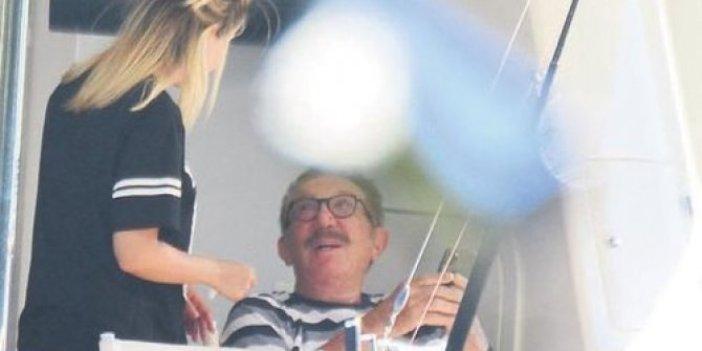 88 yaşındaki işadamı 30'luk avukat sevgilisiyle Bodrum'a kaçtı