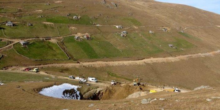 Define aramak kolaylaşıyor: Daha çok dipsiz göller kurur