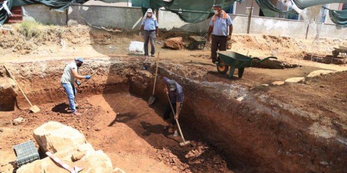 Muğla'da inşaat kazısında ortaya çıktı!