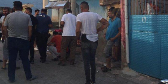 Adana'da dehşet! Av fişeği 3 aylık hamile kadına isabet etti