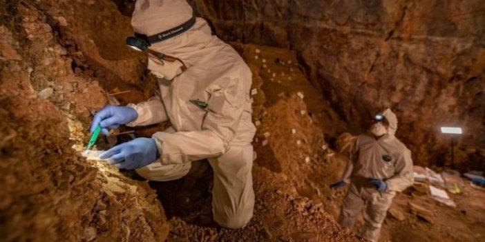 Arkeologları şaşkına çeviren kazı! Amerika'da 33 bin yıllık insan kanıtları bulundu