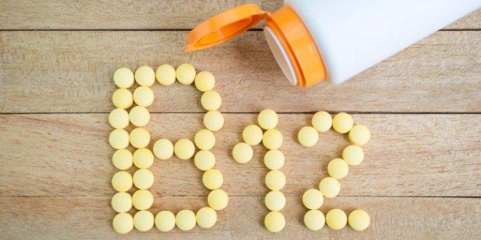 B12 Vitamini Nedir? B Vitamini Hangi Besinlerde Bulunur?