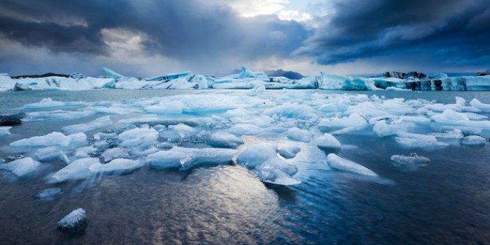 Dünya Meteoroloji Örgütü uyardı: Buzullarda ısınmaya devam ediyor