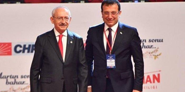 İmamoğlu'ndan dikkat çeken kurultay çıkışı: Kılıçdaroğlu'nun etrafını toparlamamız gerekiyor