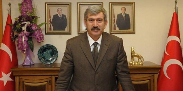 Bahçeli'nin eski yardımcısı MHP'li Şefkat Çetin'den Ali Erbaş'a zehir zemberek sözler