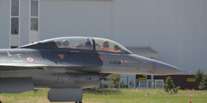 F-35 programından çıkarıldık Su-35'lerden ise ses yok: f-16'ların ömrünü Uzatmaya çalışıyoruz