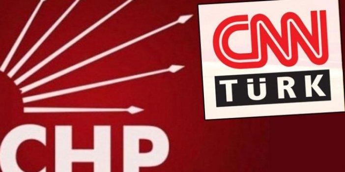 CNN Türk yasağını bir CHP'li daha deldi