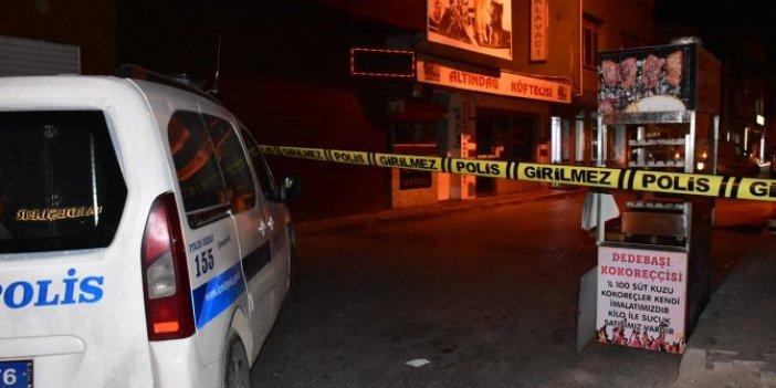 İzmir'de taksicilerle kokareççinin yer kavgası: 3 yaralı