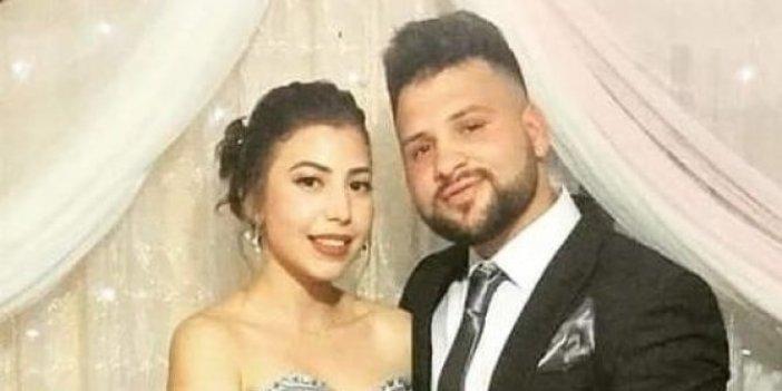 3 gün önce evlenen çifti kaza ayırdı