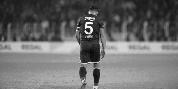 Emre Belözoğlu futbola veda etti! Galip gelmelerine rağmen saha içinde hüngür hüngür ağladı