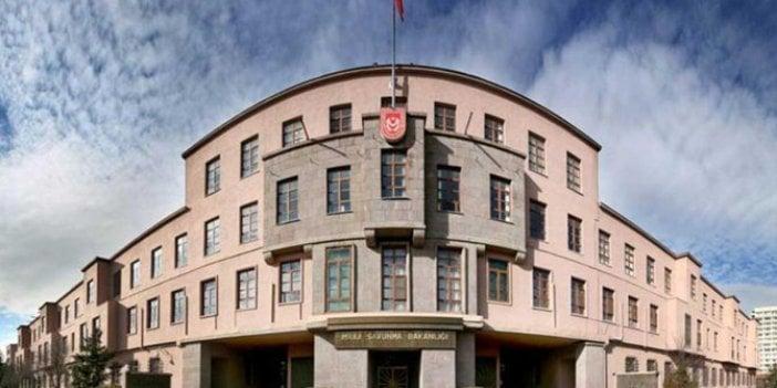Milli Savunma Bakanlığı'dan zehir zemberek açıklama: Türk bayrağına uzanan kirli eller kırılır