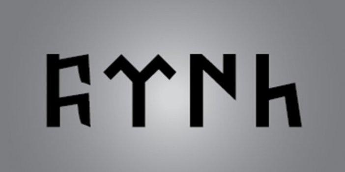 Göktürk alfabesi nedir?