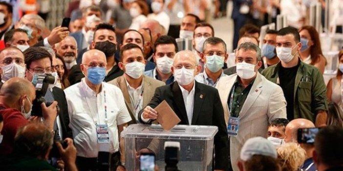 Son dakika: CHP Parti Meclisi seçimlerinde sonuçlar belli oldu