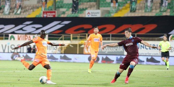 Trabzon ile Alanyaspor'da kılıçlar çekildi! Hedef Türkiye Kupası