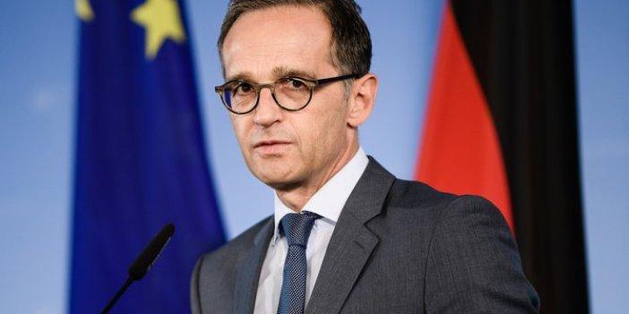 """Alman hükümetinin kararını Dışişleri Bakanı açıkladı: """"Türkiye'ye satmıyoruz"""""""