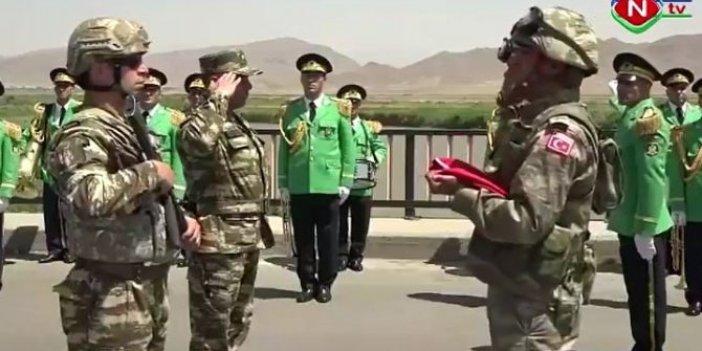 Mehmetçik Azerbaycan'da! Kardeş ülkeyle dev tatbikat
