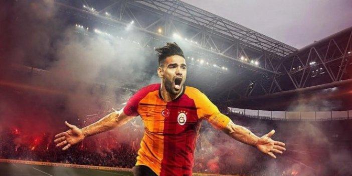 Galatasaray'dan bir Falcao geçti! Gol başına 4 milyon kazandı gidiyor