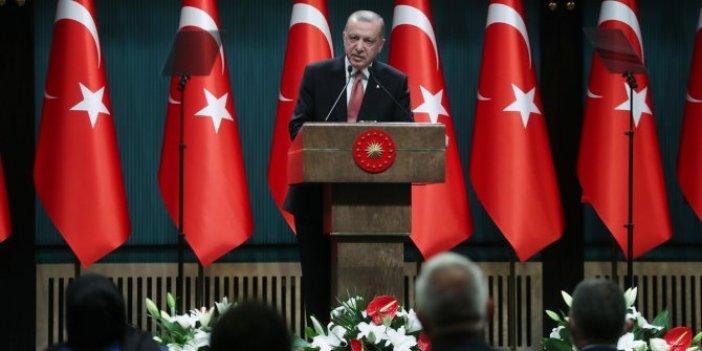 Cumhurbaşkanı Erdoğan açıkladı: Bayramda kısıtlama olacak mı?