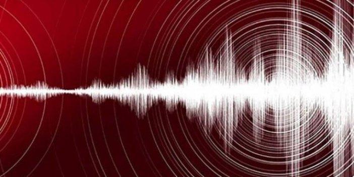 Girit Adası'nda yine deprem!