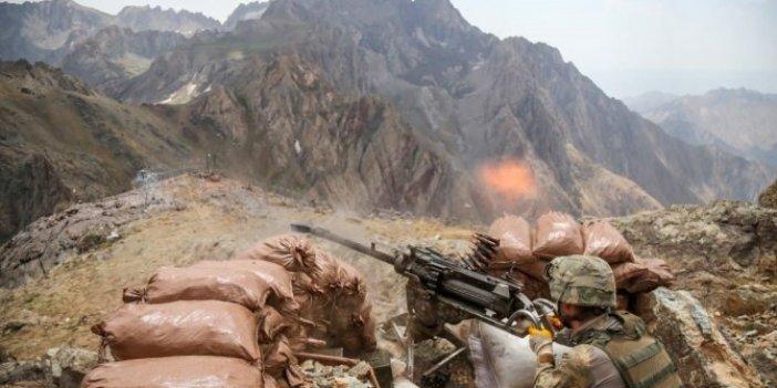 3 PKK'lı öldürüldü
