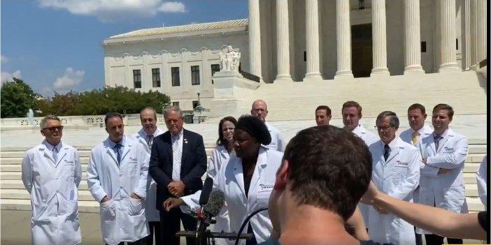 """Kadın doktor, korona virüsün tedavisini açıkladı: """"Yüzde 100 tedavi ediyor"""" dedi ama ortalık karıştı"""
